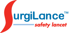 Surgilance Safety Lancet